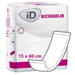 Protection Droite ID Rectangular 15x60cm Traversable 28x1